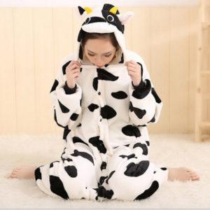 Grenouillère Vache (assis)