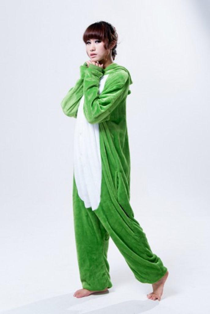 Pyjama Grenouille (face)