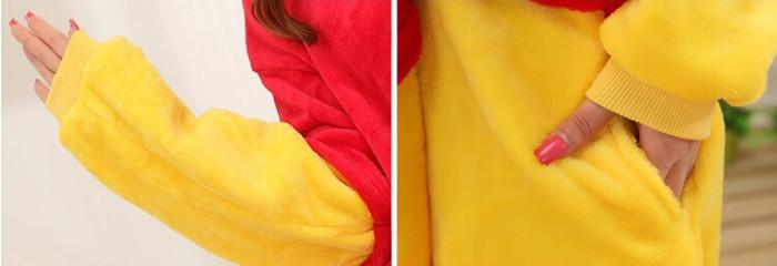 Pyjama Winnie l'Ourson (poche)