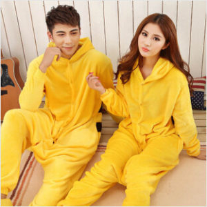 Pyjamas Pikachu (couple face)