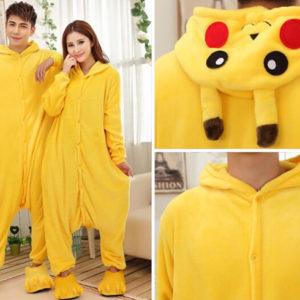 Pyjama Pikachu (divers)