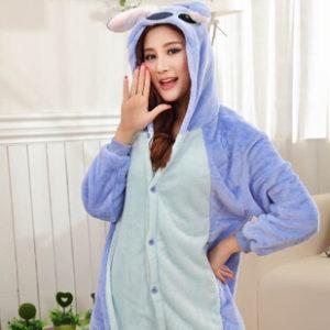Pyjama Stitch (face)