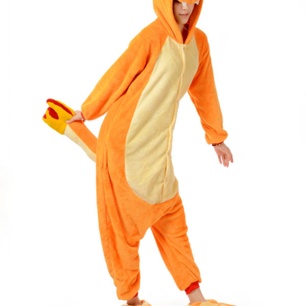 Pyjama Pokémon Salamèche (face 2)