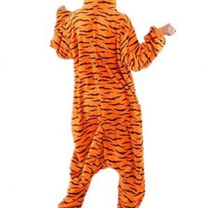 dos pyjama tigrou