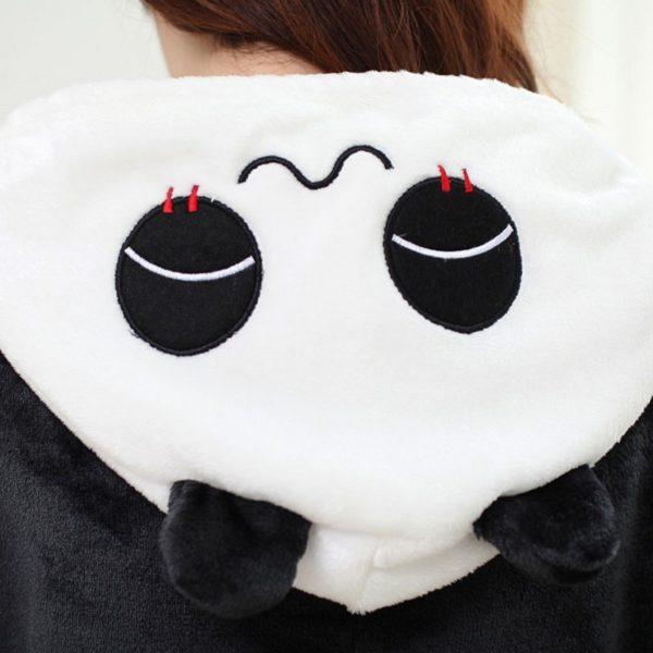 Pyjama Panda (capuche)