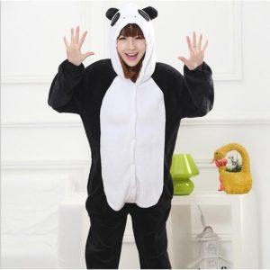 Pyjama Panda (face)