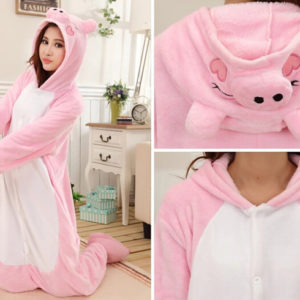 Pyjama Cochon rose (divers)