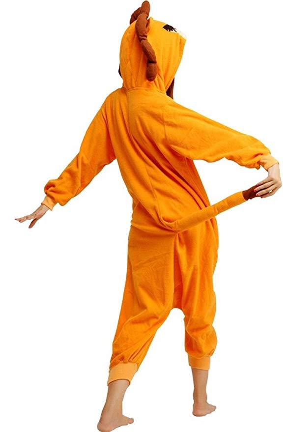 dos pyjama lion