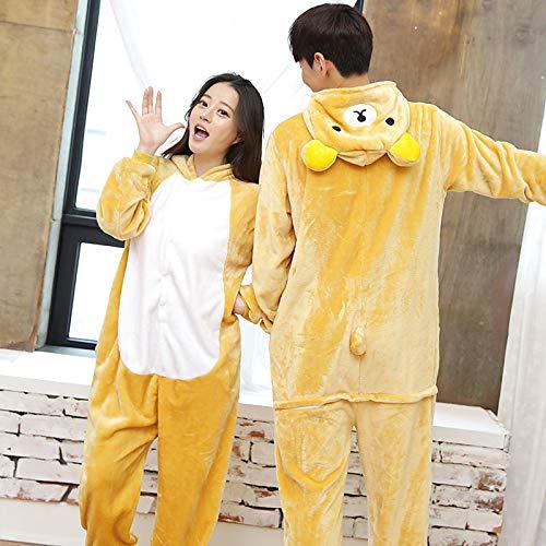dos pyjama ours