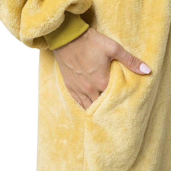 poche pyjama ours