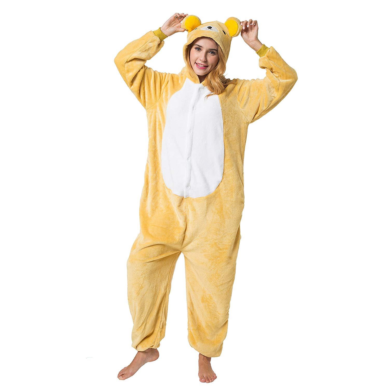 matériaux de haute qualité luxuriant dans la conception rechercher les plus récents Grenouillère Pyjama Ours