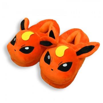 KIZAOD Chausson Pokemon Evoli face