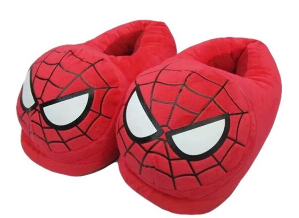 Kizaod Chausson Spiderman face