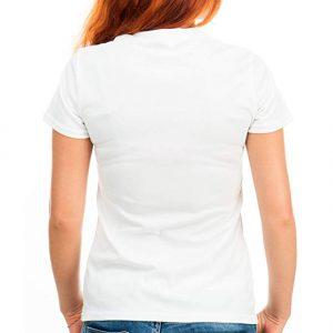 dos tee shirt licorne