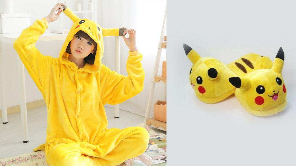 Quels accessoires avec un pyjama animaux ?