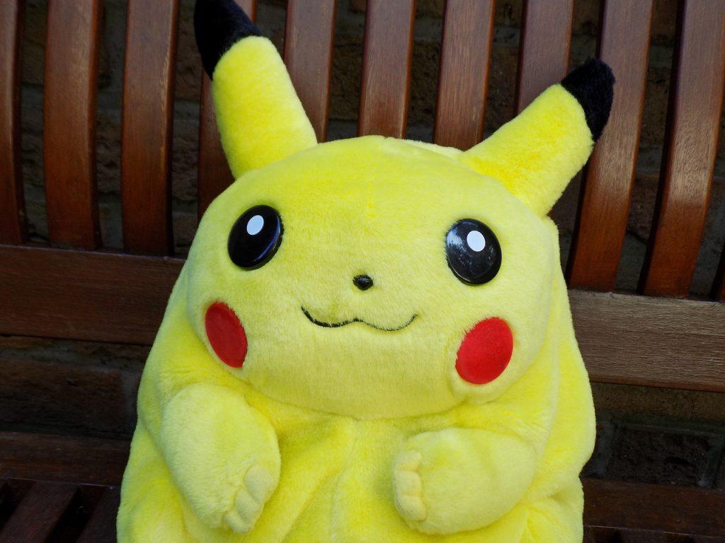 Pikachu dau Mangame Show Fréjus