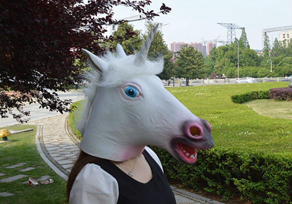 acheter masque de licorne