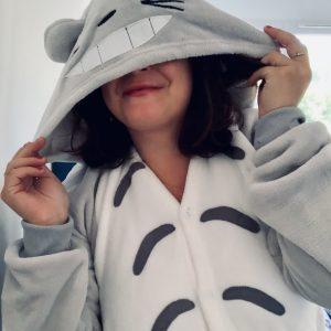 La Cigale en pyjama Totoro