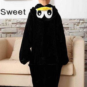 Pyjama pingouin enfant (dos)