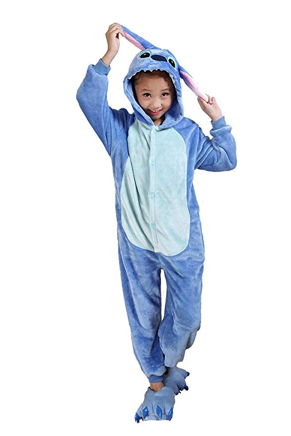 Pyjama stitch enfant (face)