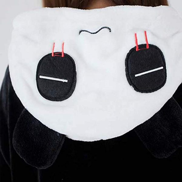capuche pyjama panda enfant