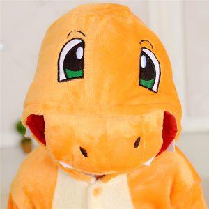 capuche pyjama pokemon enfant