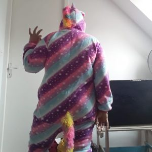 praline and cie pyjama licorne