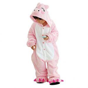 pyjama cochon enfant (face)