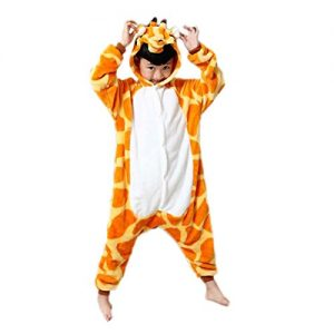 pyjama girafe enfant (face)