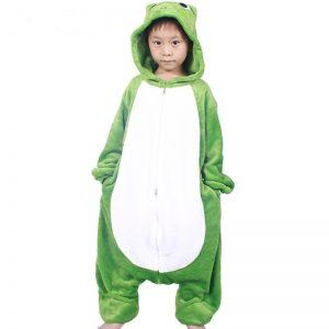 pyjama grenouille enfant (face)