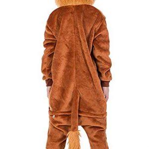 pyjama lion enfant (dos)