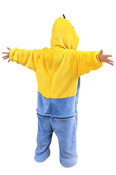 pyjama minion enfant (dos)