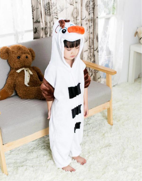 pyjama olaf (face)