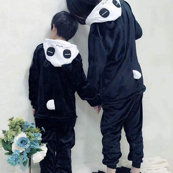 pyjama panda enfant (dos)