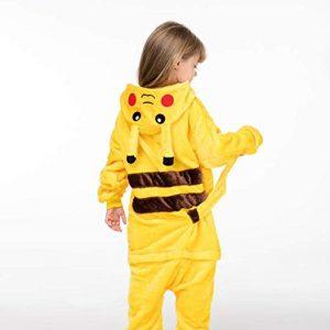 pyjama pikachu (dos)