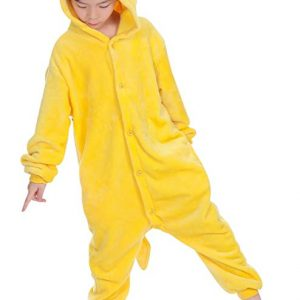 pyjama pikachu enfant (face)