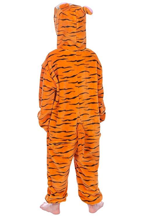 pyjama tigre enfant (dos)