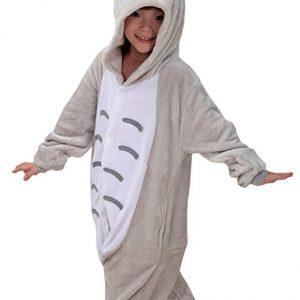 pyjama totoro enfant (face)