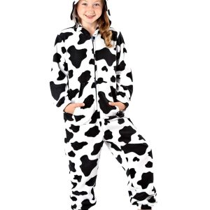 pyjama vache enfant (face)