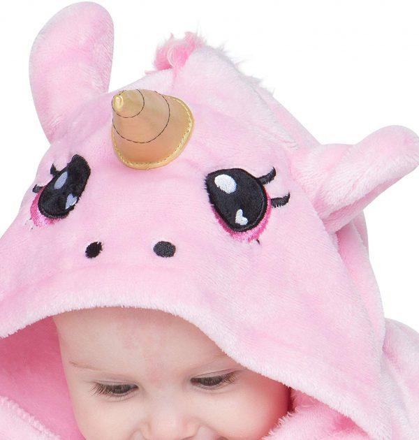 capuche pyjama licorne bébé