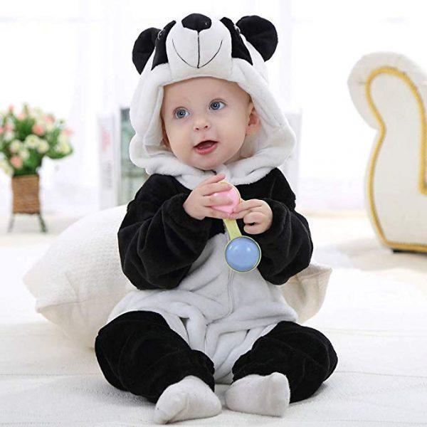 pyjama panda bébé
