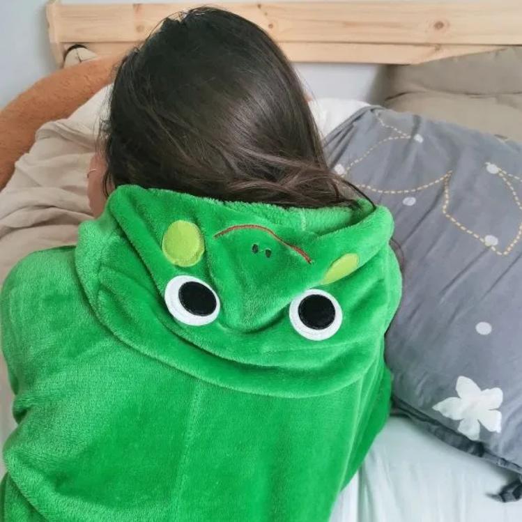 avis pyjama grenouille