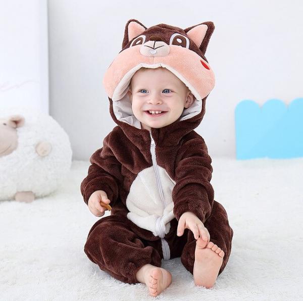 écureuil bébé