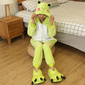 grenouille verte clair