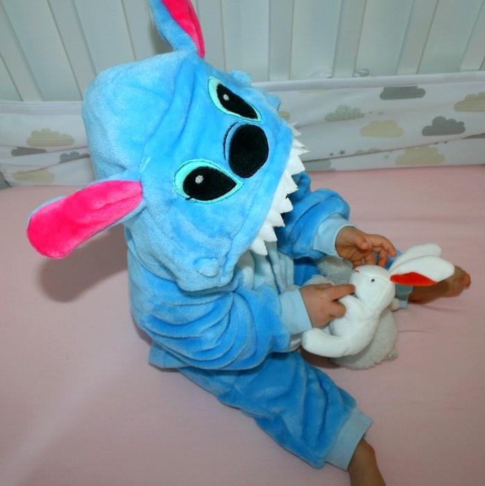 kigurumi stitch