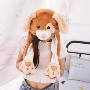 chien marron