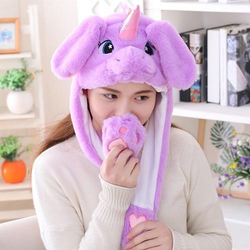Licorne Violette