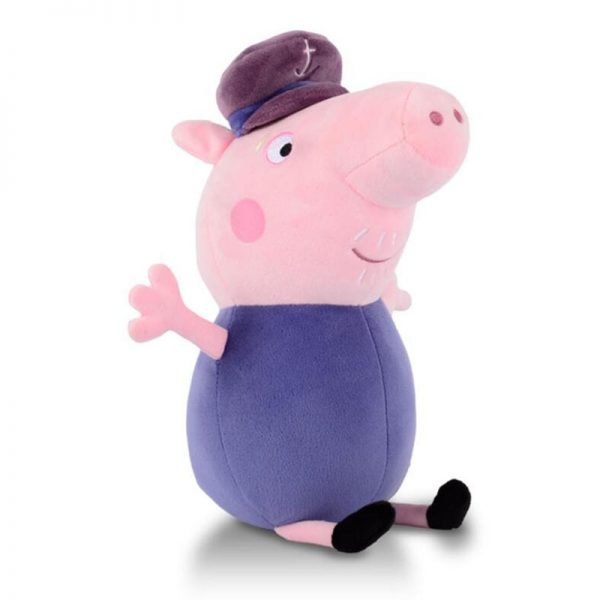 peluche papy pig