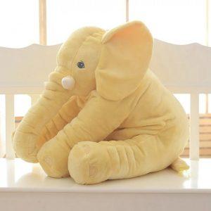 éléphant jaune