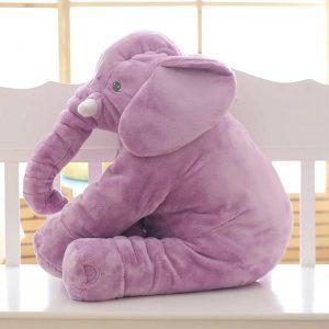éléphant violet